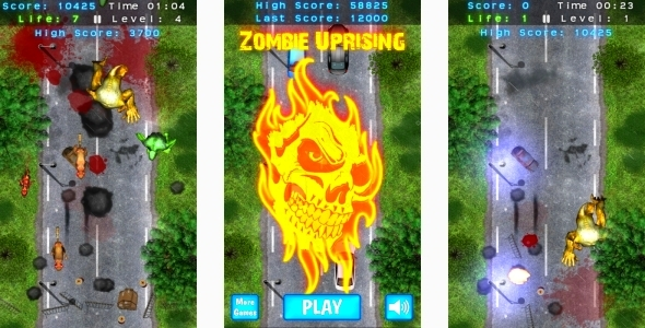 Traffic Command - HTML5 Game + Mobile Version! (Building 3 | Building 2 | Capx) - 74
