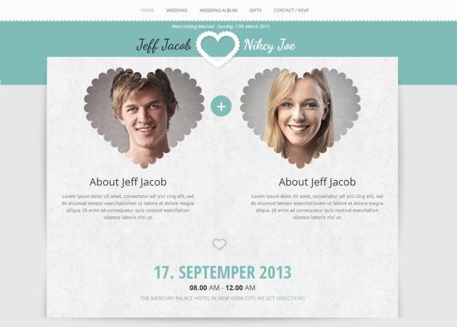 Golden Ticket Invitations Template Typography Wedding
