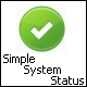 Simple System Status - ThemeForest Item for Sale
