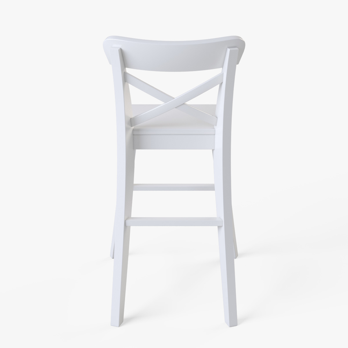 ikea junior chair parsons slipcover patterns ingolf white by markelos 3docean