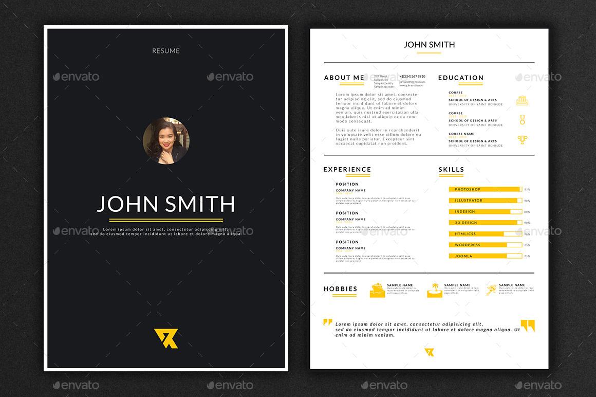 Envato Preview/rv-Resume-V.1-2.jpg Envato Preview/rv-Resume-V.1-3.jpg