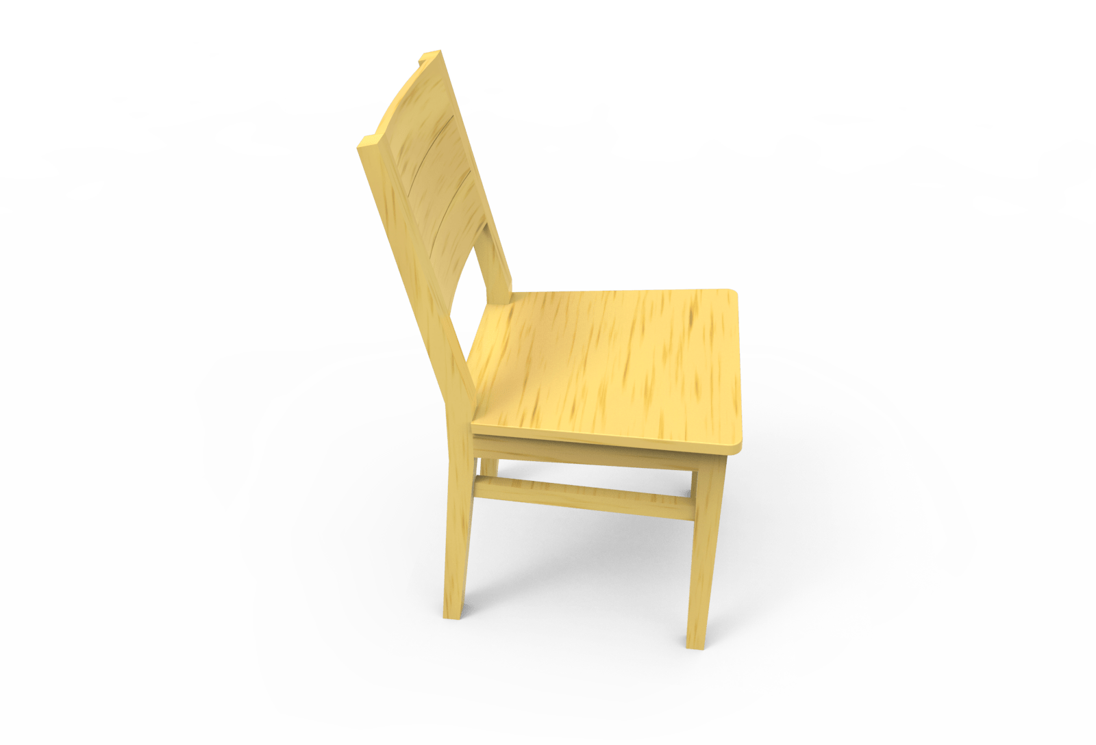 Small Chair by Fatin93  3DOcean