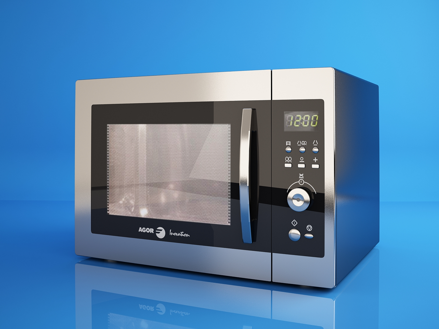 Fagor microwave oven by ratulo  3DOcean