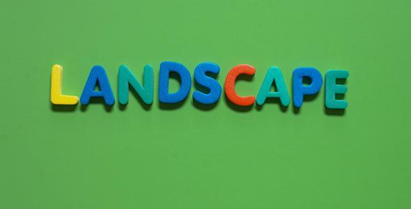 word landscape brodov