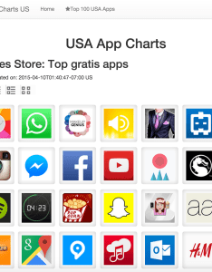 Apps charts itunes search engine also by vidal codecanyon rh