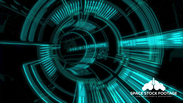 Quote Maker Wallpaper Future Tunnel By Spacestockfootage2 Videohive