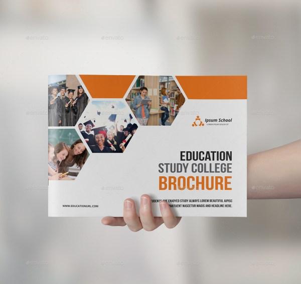 Education Brochure Design V2 Janysultana Graphicriver