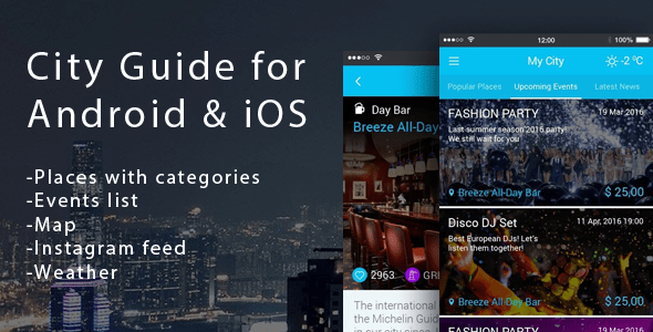 MyCity - Geolocation directory and events guide - 14