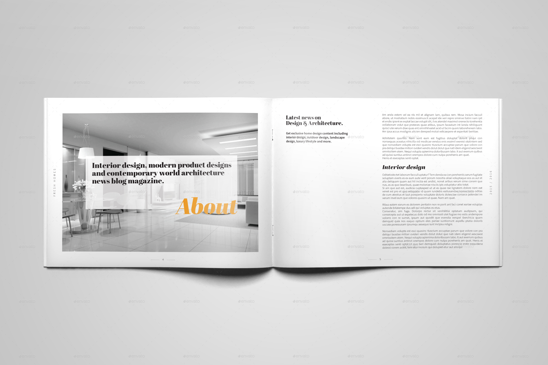 Interior Design Brochure Catalog By Digital Infusion
