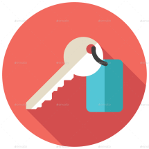 Flat Icons Traveling Borndesignid Graphicriver