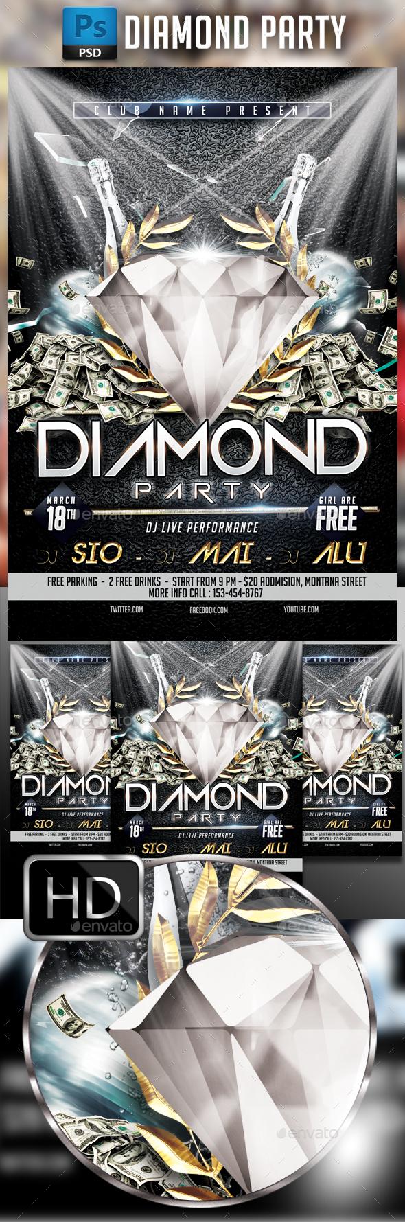 Free Diamond Flyer