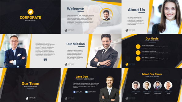 Team Profile Template Ideal Vistalist Co