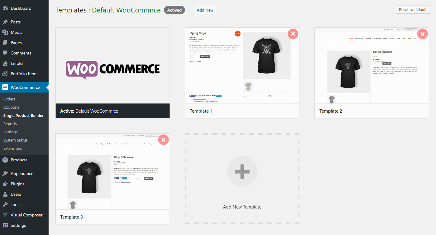 Single Product Page Builder for WooCommerce by NinjaTeam
