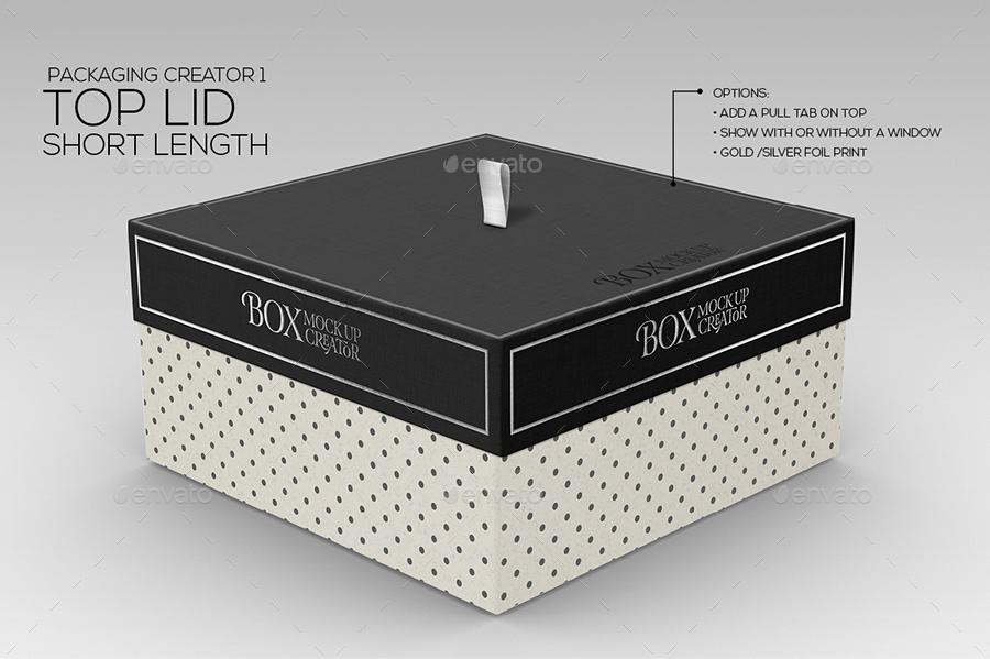 Download Box Packaging Mockup Creator - Download Box Packaging ...