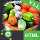 AppPrep - Creative App Landing Page PSD Template - 2