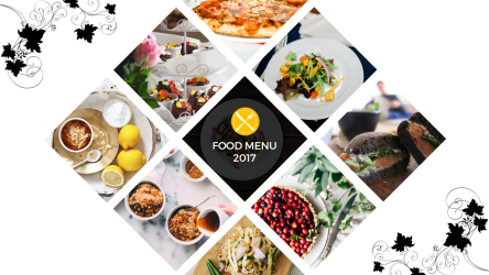 Food Restaurant Keynote Template by williamhenry989 GraphicRiver