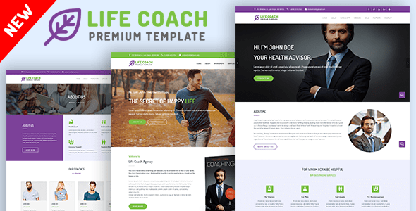Life Coach, Psychologist and Speaker Template by ...