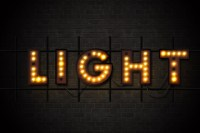 Marquee Lights and Showtime Sign Photoshop Actions by ...