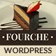 Download Fourche — Restaurant & Cafe WordPress Theme from ThemeForest
