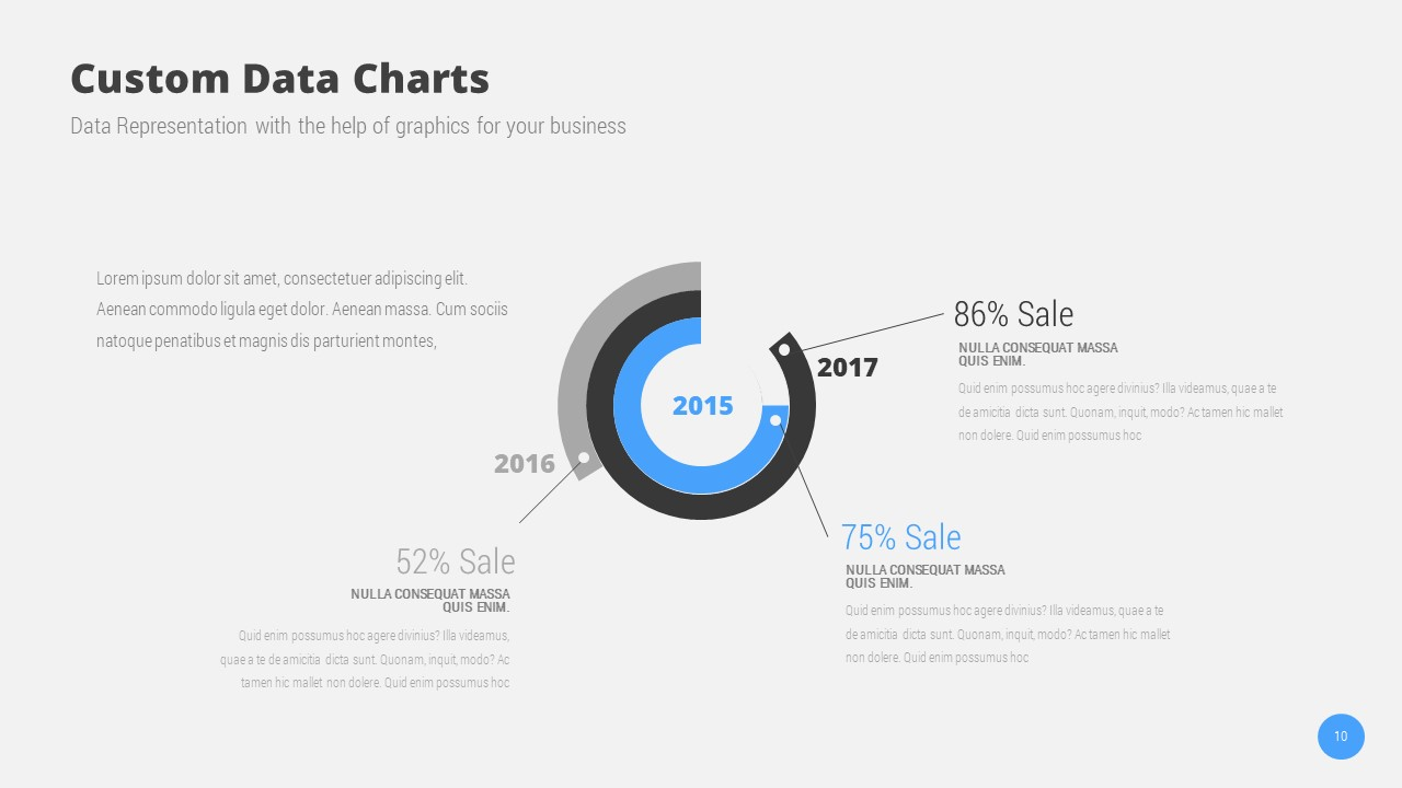 Pro Charts Power Point Presentation by slidoaspire