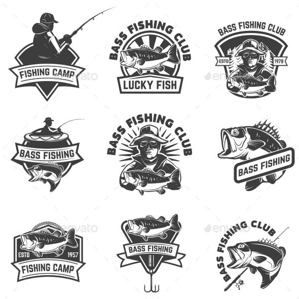 Bass Fishing Tournament Flyer » Dondrup.com