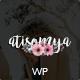 Download Atisomya - Clean & Personal WordPress Blog Theme from ThemeForest