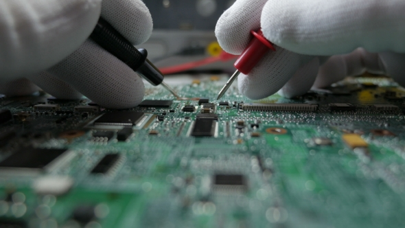 Electronics Repairing And Learning Circuits For Free Testing