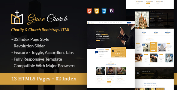 Crafter - Tattoo Bootstrap Landings Page Template - 14