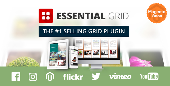 Essential Grid WordPress Plugin 10