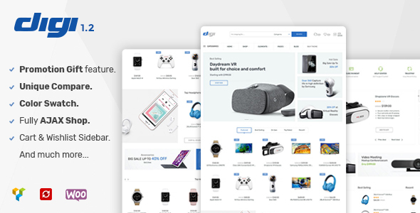 Elessi - WooCommerce AJAX WordPress Theme - RTL support - 5