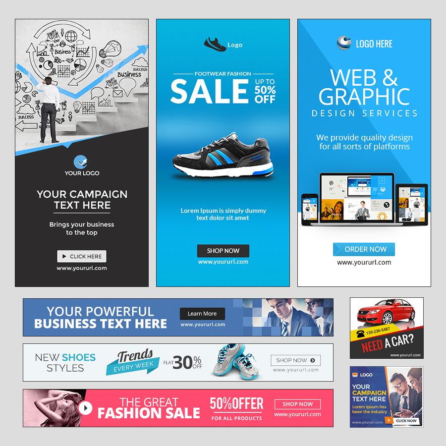 biggest html5 banner bundle
