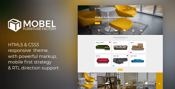 mobel furniture html template retail site templates header png