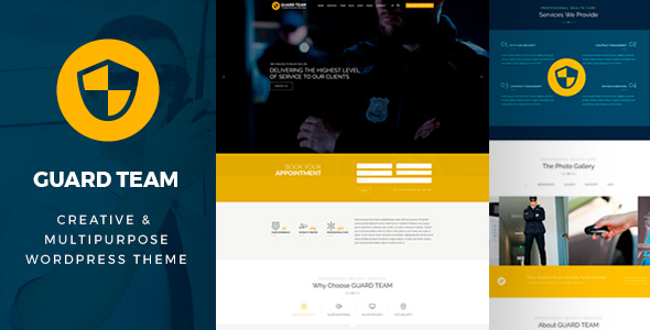 Guard Team- Tema de Seguridad WordPress - Quiero ser Millonario