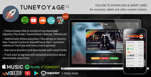 Tunevoyage Follow To Download Smart Links Soundcloudspotify