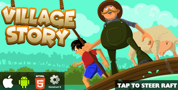Piggy Night - HTML5 game (CAPX) - 12