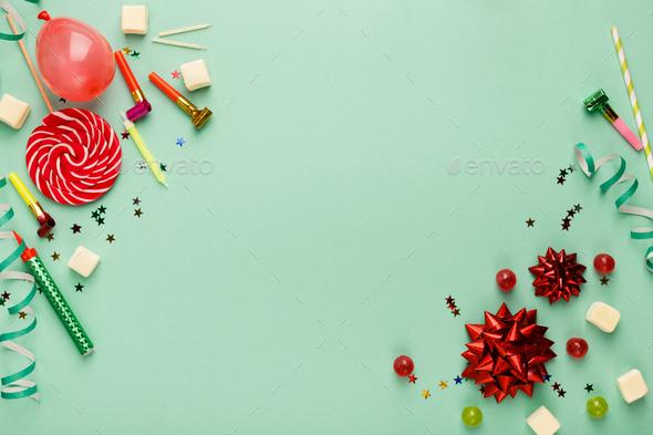 Children Birthday Party Background Stock Photo By Prostock Studio Photodune