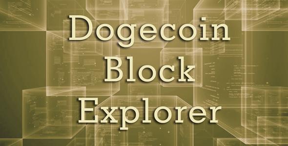 Dogecoin Block Explorer