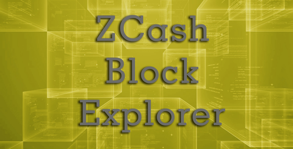 ZCash Block Explorer