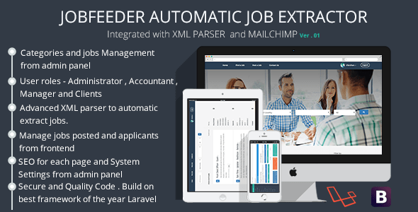 Jobs Aggregator - Automated Jobs Extractor