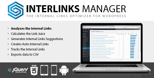 Interlinks Manager version 1.25