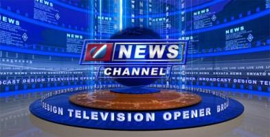 Broadcast Design   Tv News Open by ilkgns73   VideoHive