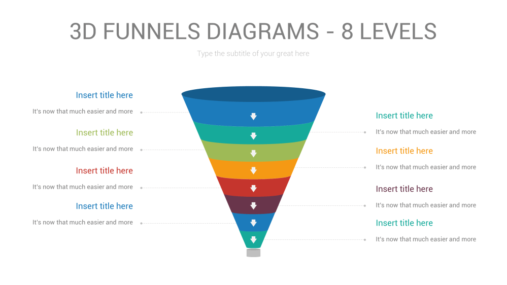 medium resolution of png preview best funnels diagrams powerpoint presentation template slides 014