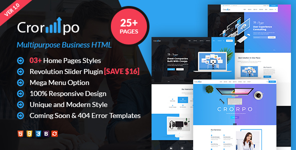 The Daily - News HTML Template - 4