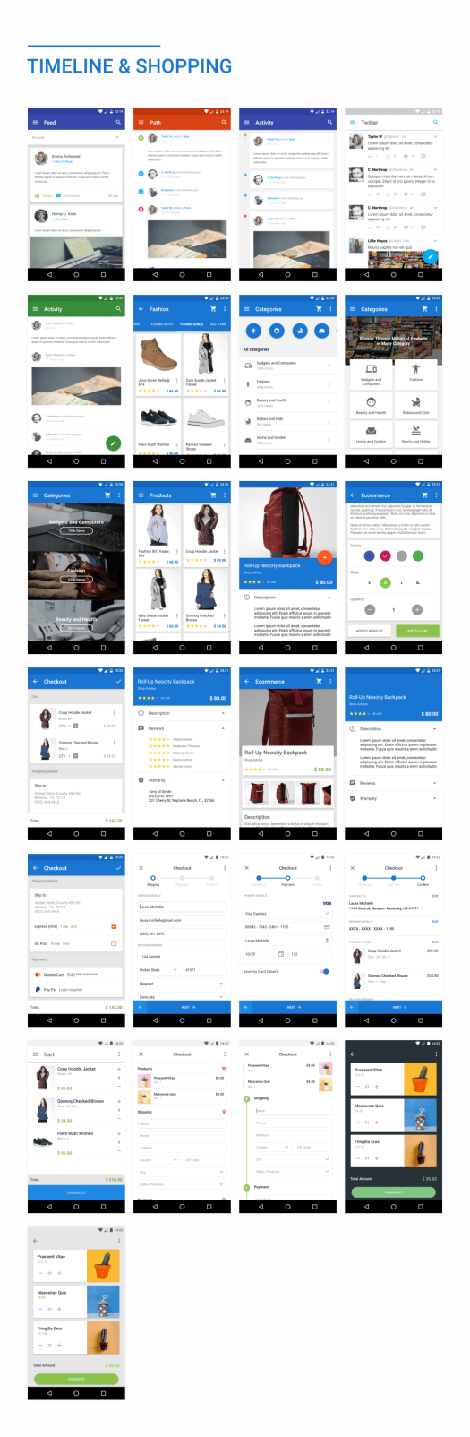 MaterialX - Android Material Design UI Components 2.6 - 44