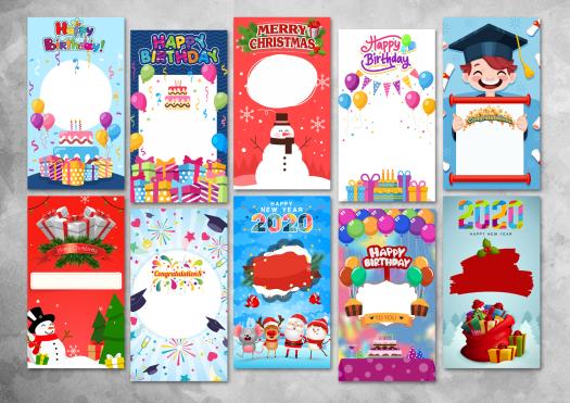 Cards Maker WordPress - 1
