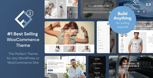 Flatsome | Multi-Purpose Responsive WooCommerce Theme version 3.12.2