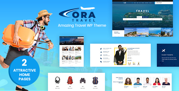 Ora - Travel Booking version 1.5