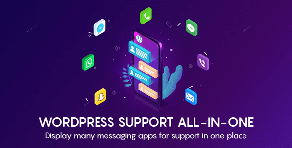 WordPress Support All-In-One version 1.2.3