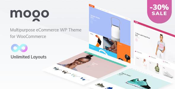 Mogo - Fastest Fashion WooCommerce WordPress Theme version 1.7