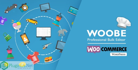 WOOBE - WooCommerce Bulk Editor and Products Manager Professional version 2.0.6.1